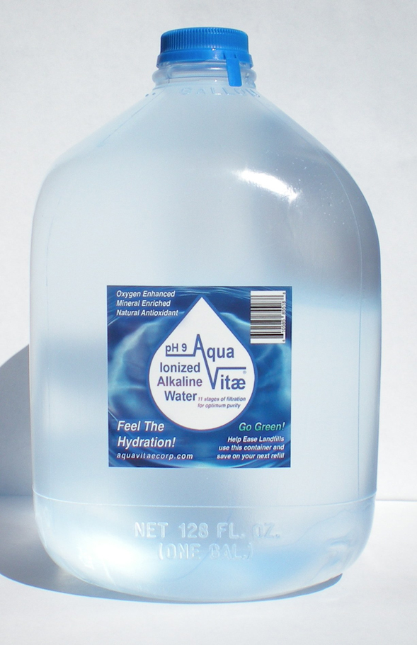 Aqua Vitæ 1 Gallon